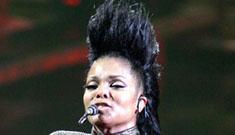 "Janet Jackson's boyfriend: ""We're not pregnant"""