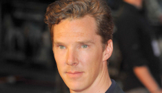 Benedict Cumberbatch in talks to play Julian Assange: OMG, perfect casting?