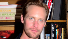 Alex Skarsgard would be more likely to bang you if you smelled like sausage