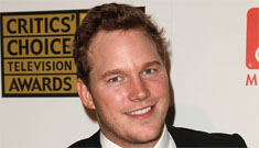 Chris Pratt is ballooning up to 300 lbs for a role: would you still hit it?