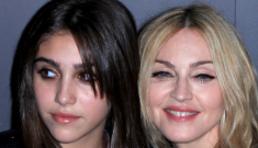 Lourdes Leon's rebellion: she's going to college & she'll pay her own way