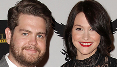 Jack Osbourne married Lisa Stelly on Sunday in a Hawaiian ceremony