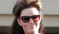 Sarah Palin explains her makeover, she's writing a 'fitness & self-discipline' book