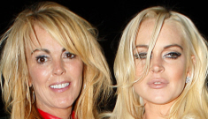 Lindsay Lohan & Dina got into a violent altercation, the police were called