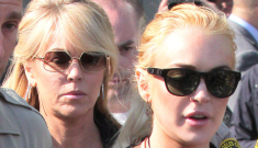 "Lindsay Lohan told her dad that Dina Lohan was ""on cocaine.""  Sure."
