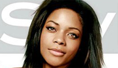 Naomie Harris, the new Bond girl, covers InStyle UK: totally gorgeous or meh?