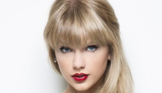 Taylor Swift: 'If it doesn't taste like candy or sparkles, I usually don't drink it'