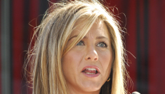 """Jennifer Aniston signs on to become """"the hair"""" of an MIT-invented haircare line"""