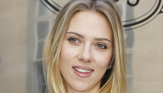 Has Scarlett Johansson officially split from Nate Naylor? (update: yes!)