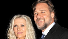 Russell Crowe & Danielle Spencer separate after nine years of marriage