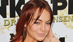 Lindsay Lohan will do a 'Liz & Dick' promo interview with Barbara Walters