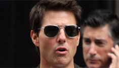 Tom Cruise slammed a female staff member against a cabinet, regularly abused other staff