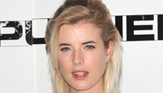 "Agyness Deyn ""officially"" retires from modelling, wants to make it big in acting"