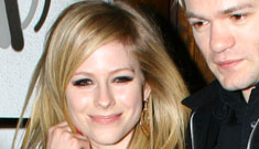 Is Avril Lavigne pregnant?