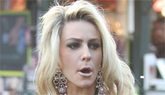 Courtney Stodden visits a plastic surgeon to verify her new face is 'rill'