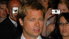 Is Brad Pitt old and washed up?