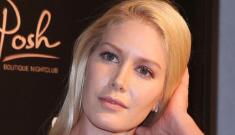Heidi Montag appears in Vegas after a year away: sad or not that bad?