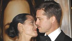 Star Magazine claims Brad and Angelina are trying for twins again