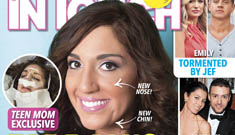 Teen Mom's Farrah Abraham gets $21k in plastic surgery, calls her new face 'worth it'