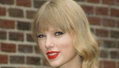 Us Weekly: Taylor Swift & 18-year-old Conor Kennedy are over!!  OMG.