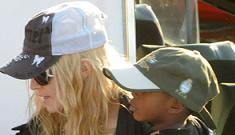 Madonna racks up $1 million hotel bill in Argentina