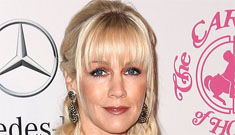 Jennie Garth is 'dating a few people,' calling the paps about it: lame?