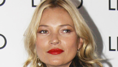 """Kate Moss on 'heroin chic' & anorexia rumors: """"I wasn't any of those things"""""""