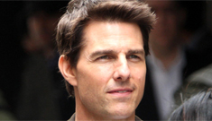 Tom Cruise redeems his Scientology devotion at $3200 per head gala with a new lady