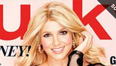 Lucky Magazine sorry for Britney Spears' terrible photoshop, bewigged cover