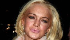 Lindsay Lohan doesn't get why people are 'panicking' about 'Hurricane Sally'