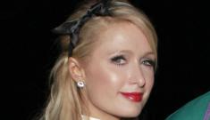 """Paris Hilton's Halloween costumes were predictably trashy"" links"