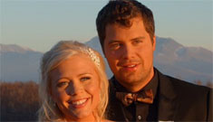 Levi Johnston married his second baby mama, Sunny Oglesby