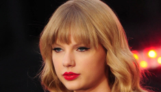 Does Taylor Swift already have a new boyfriend with English ginger Ed Sheeran?