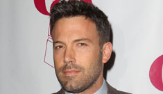 Ben Affleck says his wife, Jennifer Garner, kept him from directing 'Homeland'
