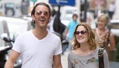Drew Barrymore broke up with Fabrizio Moretti