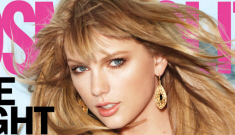 Taylor Swift covers Cosmo, 'I've never wasted too much time with the wrong person'