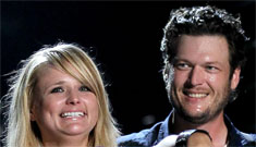 "Miranda Lambert and Blake Shelton's ""Wild Marriage"" on the cover of People: why?"
