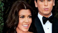 ITW: Kourtney Kardashian & Scott plan to marry on TV… for money & ratings