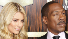 Eddie Murphy has a new 'glamour model' girlfriend, 33-year-old Paige Butcher