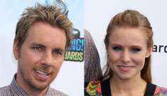 Kristen Bell is pregnant with Dax Shepard's baby, surprising for them?