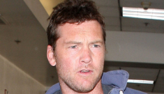 Sam Worthington arrested for disorderly conduct, pushing a doorman at a club