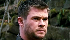 Chris Hemsworth & Connor Cruise in new 'Red Dawn'   clip: offensive or dumb?