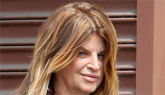 Kirstie Alley claims Patrick Swayze was in love with her, although he turned her down