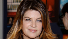 Kirstie Alley: 'I know John Travolta with all my heart and soul; he's not gay'