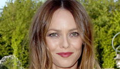 """Vanessa Paradis on aging: """"With the age that I am, I guess there are more roles"""""""