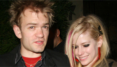 Deryck Whibley dressed as Avril Lavigne to stop her from marrying Chad Kroeger