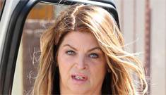Kirstie Alley: 'I was probably the least of Lisa Niemi's problems with Patrick Swayze'