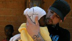 Joel and Benji Madden spent a week living in Central African Republic