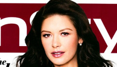 Catherine Zeta-Jones covers InStyle: 'The smartest thing I did was to stop going online'