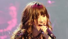 Demi Lovato denies she's a cutter – despite pictorial evidence